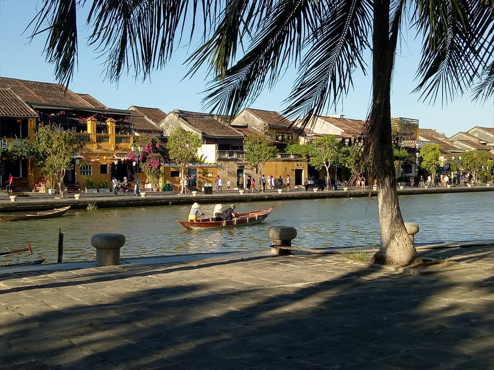 Sông Thu Bồn - Phố Cổ Hội An