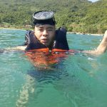 Tắm biển tại Sơn Trà Đà Nẵng - Phan Văn Cương