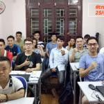 Trại web 10 khởi động thành công vào ngày 25/09/2017