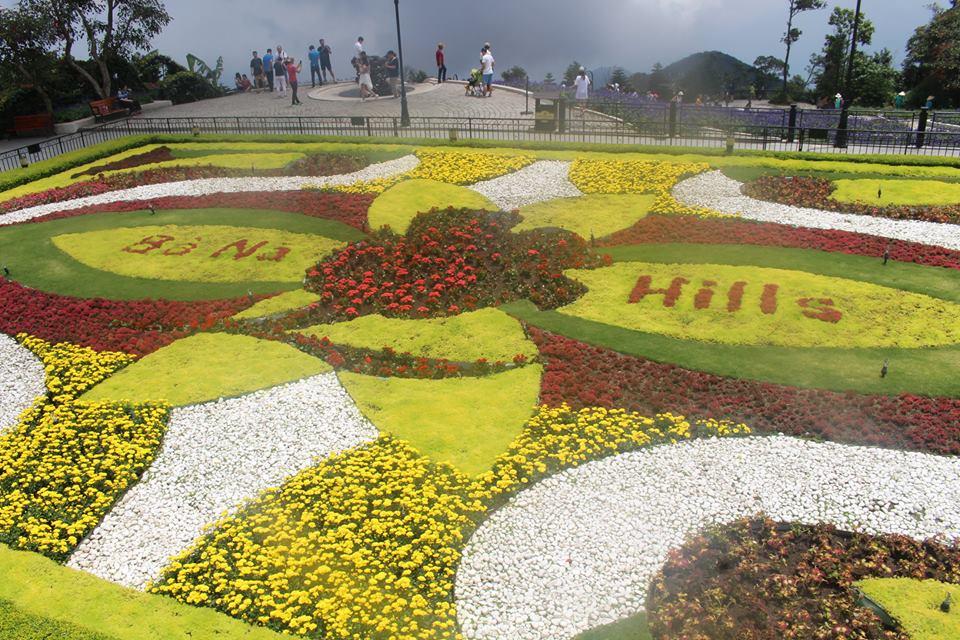 Vườn Hoa Bà Nà Hill
