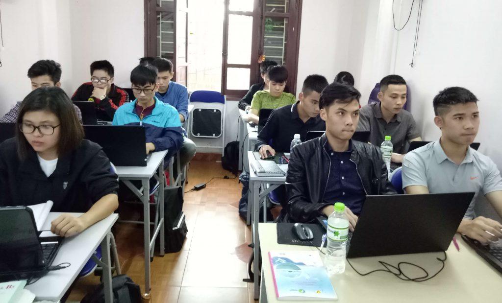 Đánh Thức chiến Binh Web 5 - Hà Nội