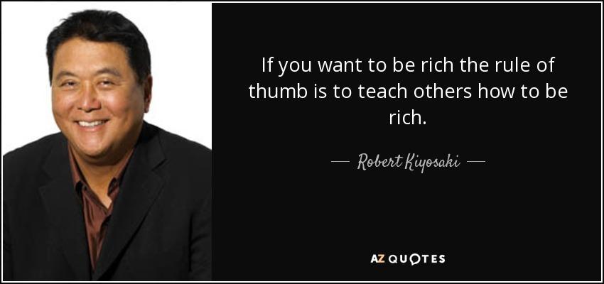 Robert Kiyosaki Cha giàu cha nghèo